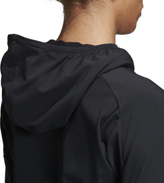 adidas Z.N.E. Jacket Dame black | Gode tilbud hos bikester.no